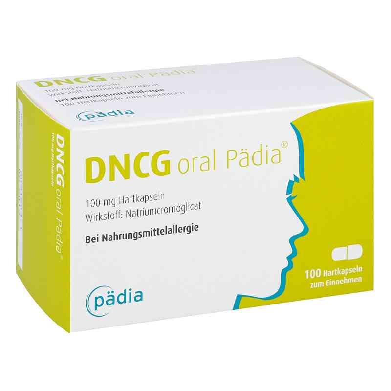 DNCG oral Pädia  bei juvalis.de bestellen