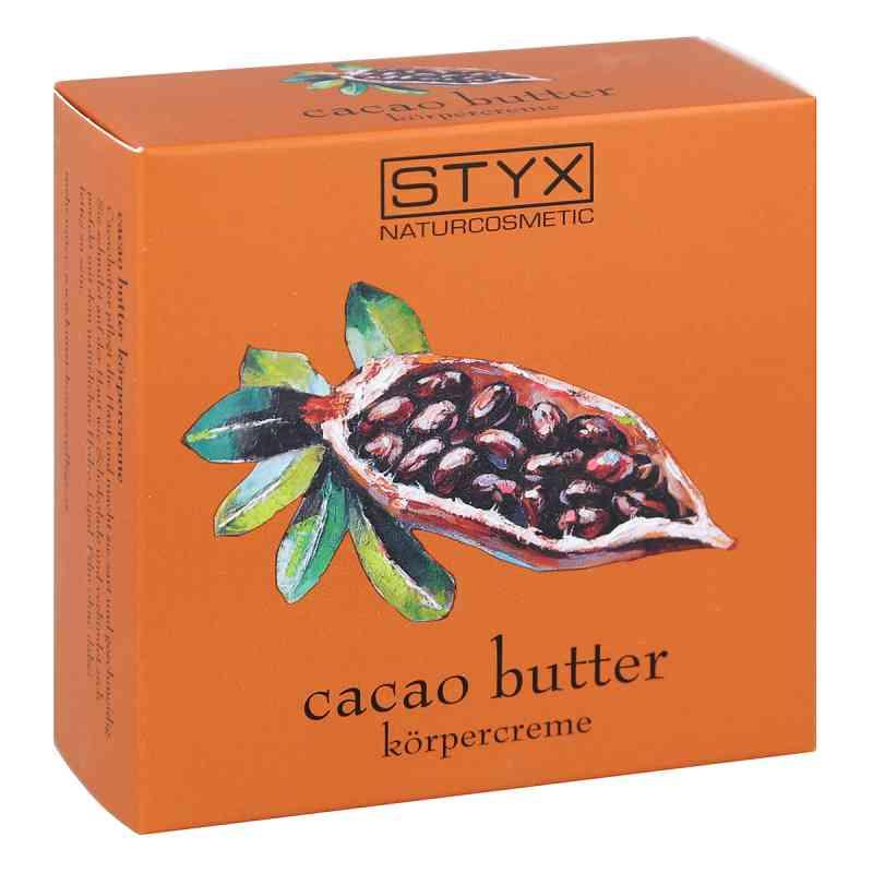 Cacaobutter Körpercreme  bei juvalis.de bestellen