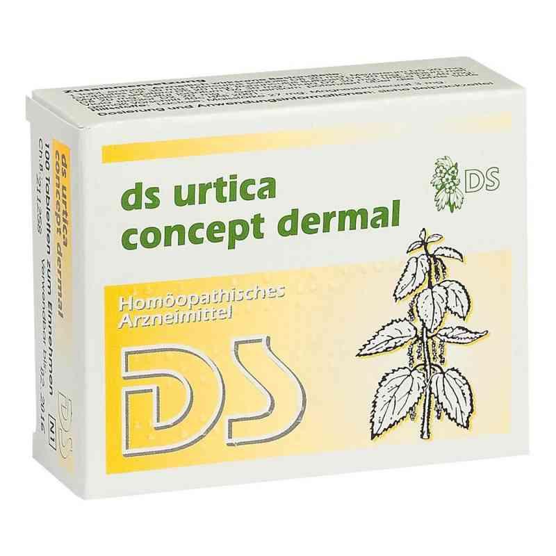 Ds Urtica Concept Dermal Tabletten  bei juvalis.de bestellen