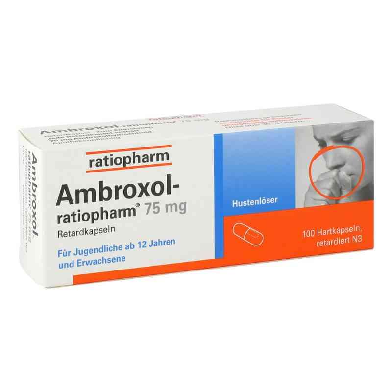 Ambroxol-ratiopharm 75mg Hustenlöser  bei juvalis.de bestellen
