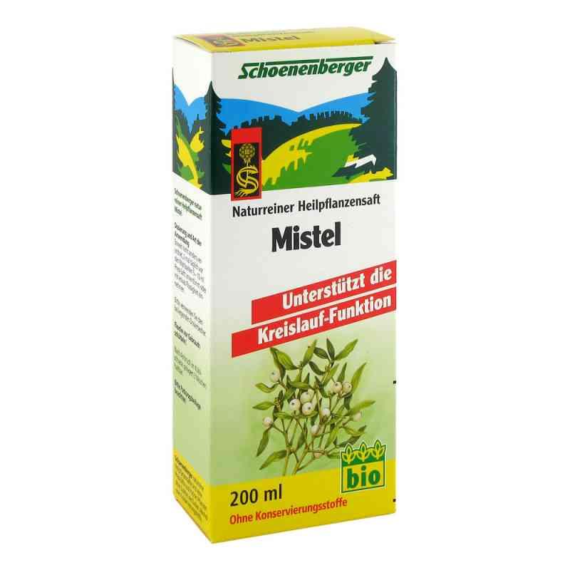 Mistelsaft Pflanzensaft Schoenenberger  bei juvalis.de bestellen