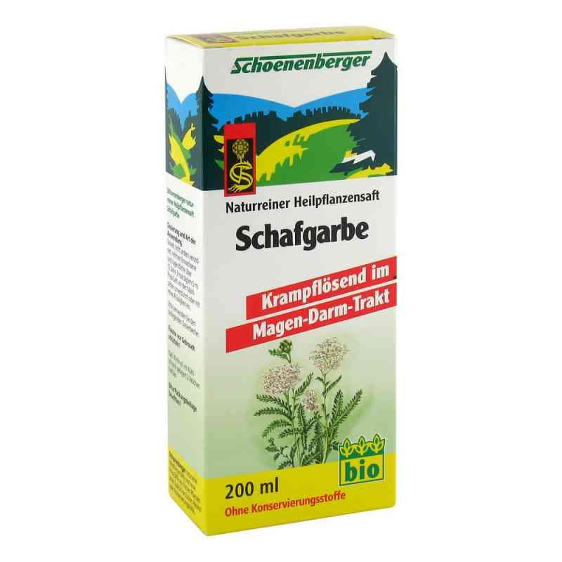 Schafgarbensaft Schoenenberger  bei juvalis.de bestellen