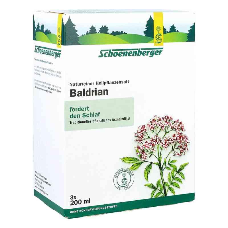 Baldriansaft Schoenenberger  bei juvalis.de bestellen