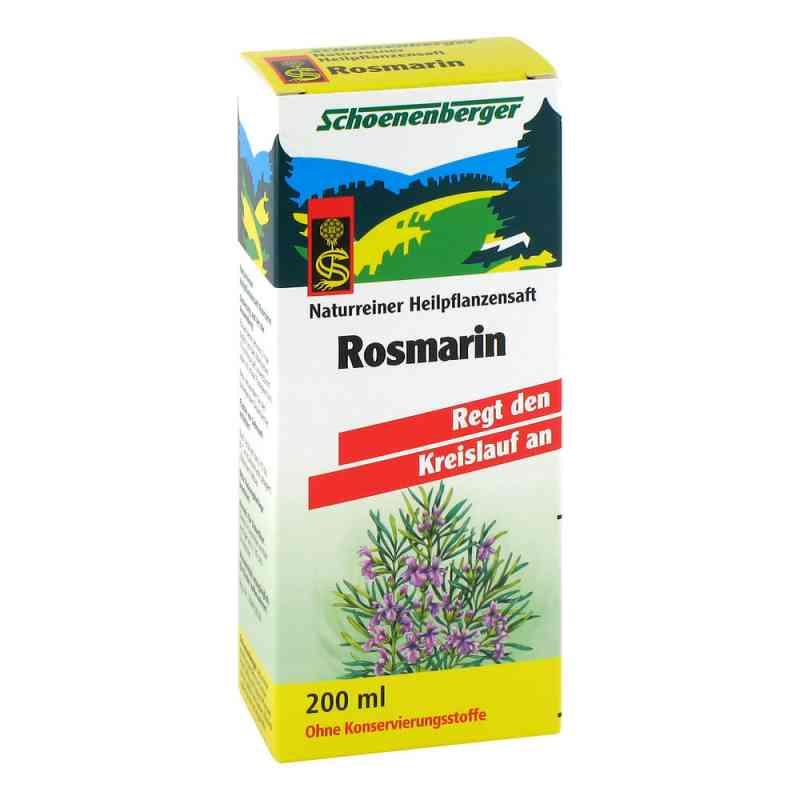 Rosmarin Saft Schoenenberger Heilpflanzensäfte  bei juvalis.de bestellen