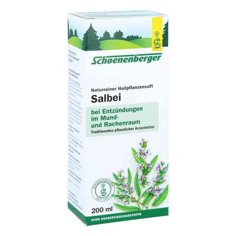 Salbei Saft Schoenenberger Heilpflanzensäfte  bei juvalis.de bestellen