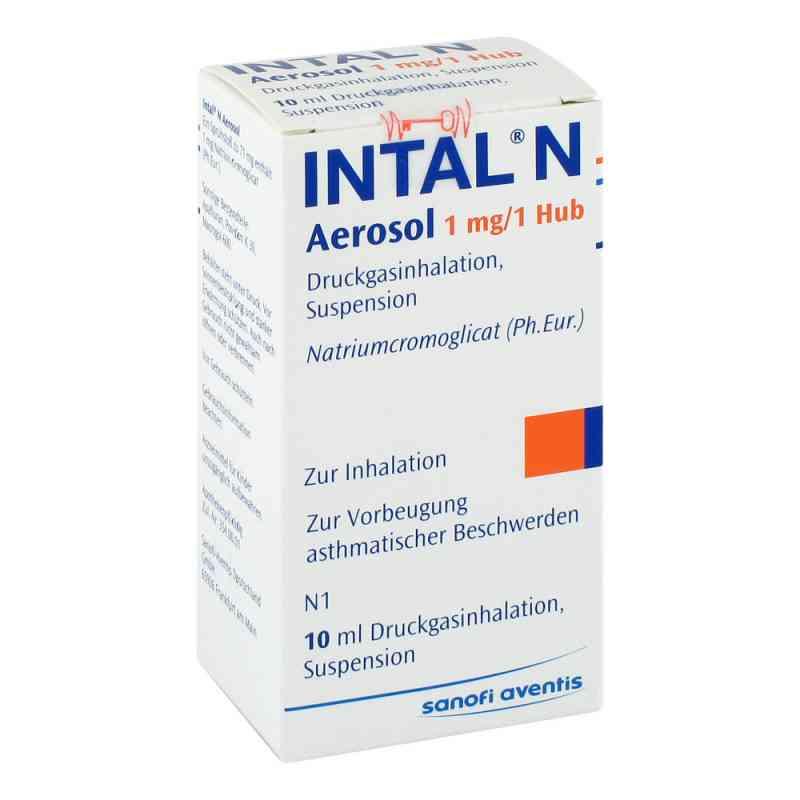 Intal N Aerosol 1mg/Hub  bei juvalis.de bestellen
