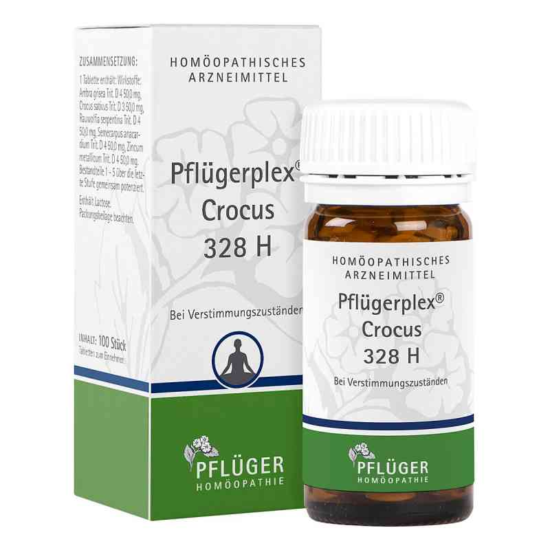 Pflügerplex Crocus 328 H Tabletten  bei juvalis.de bestellen