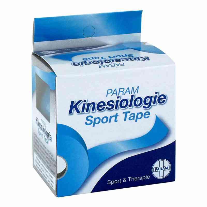 Kinesiologie Sport Tape 5 cmx5 m blau  bei juvalis.de bestellen