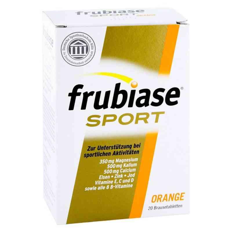 Frubiase Sport Brausetabletten  bei juvalis.de bestellen