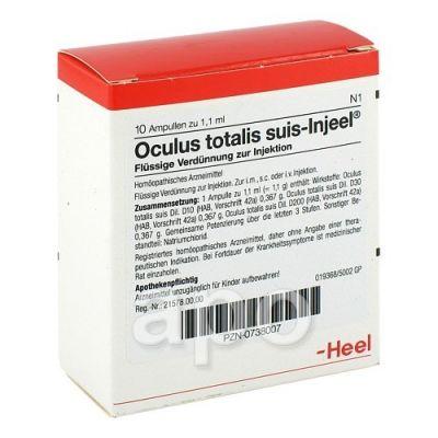 Oculus totalis suis Injeel Ampullen  bei juvalis.de bestellen