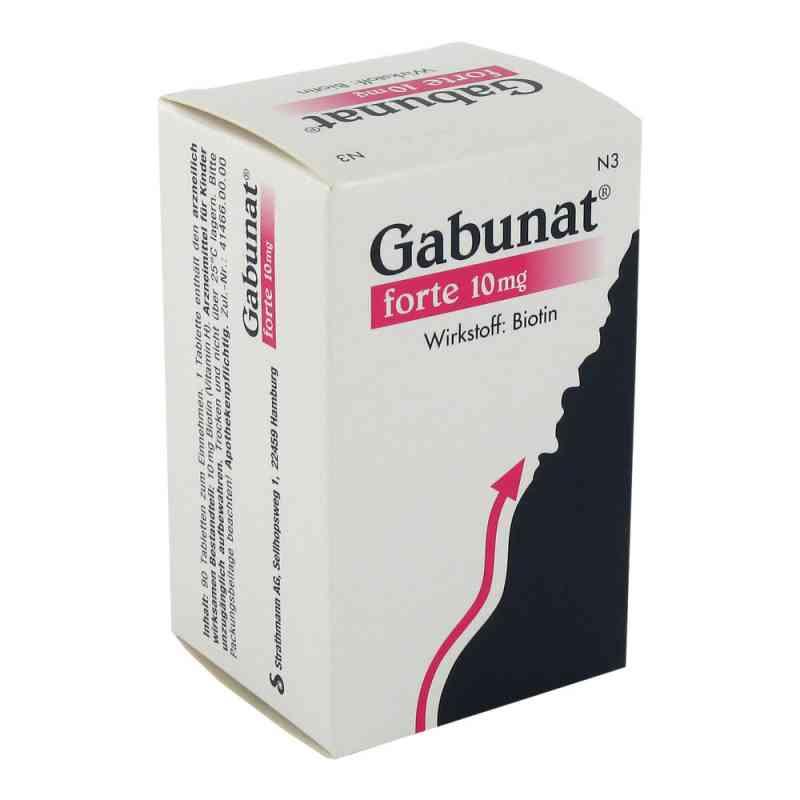 Gabunat forte 10 mg Tabletten  bei juvalis.de bestellen