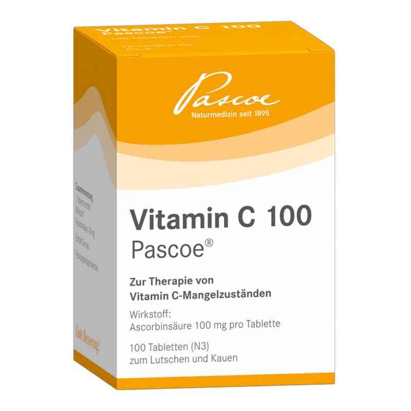 Vitamin C100 Pascoe Tabletten  bei juvalis.de bestellen