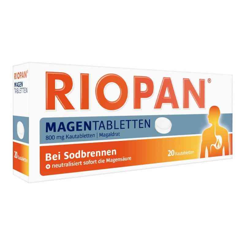 Riopan Magen Tabletten  bei juvalis.de bestellen