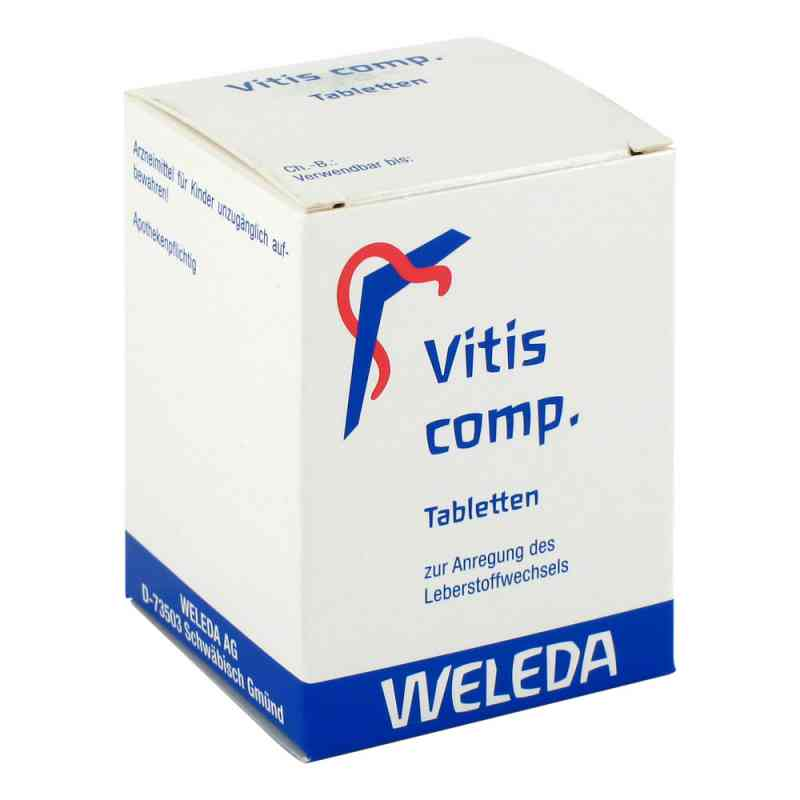 Vitis compositus Tabletten  bei juvalis.de bestellen