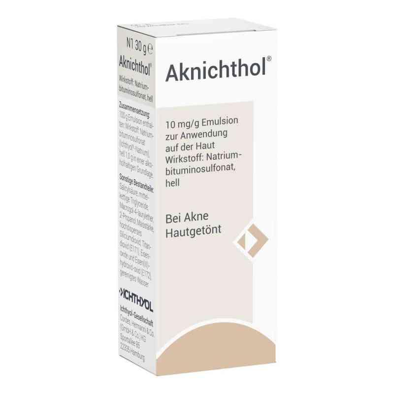 Aknichthol Lotion  bei juvalis.de bestellen