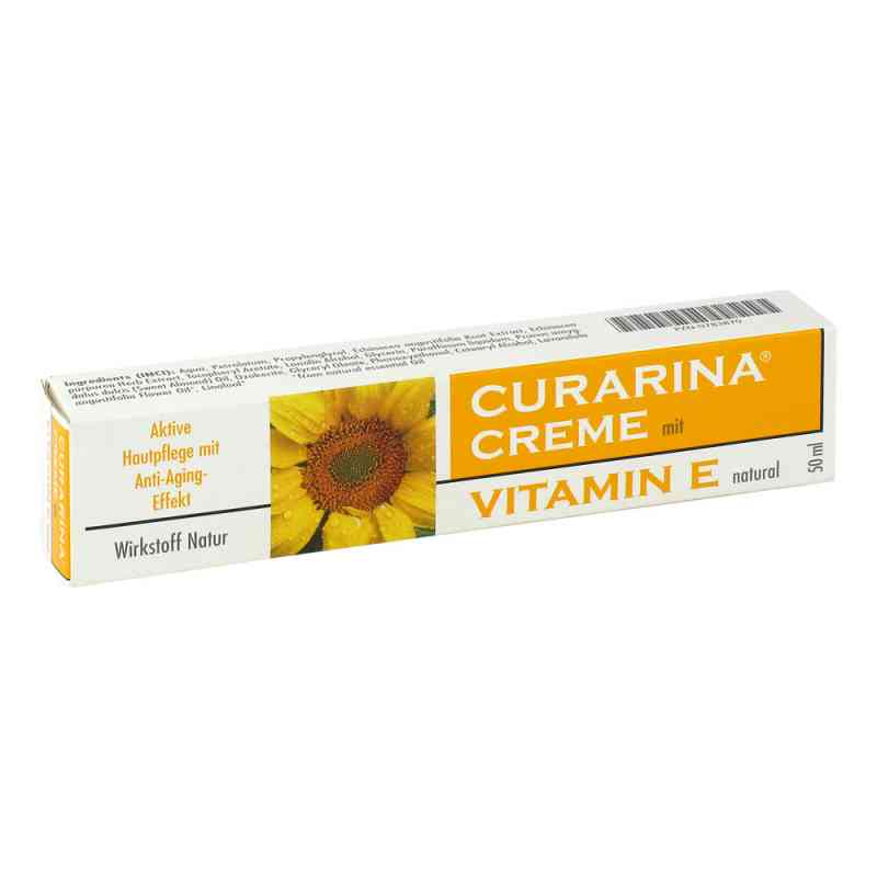 Curarina Creme mit  Vitamin E  bei juvalis.de bestellen