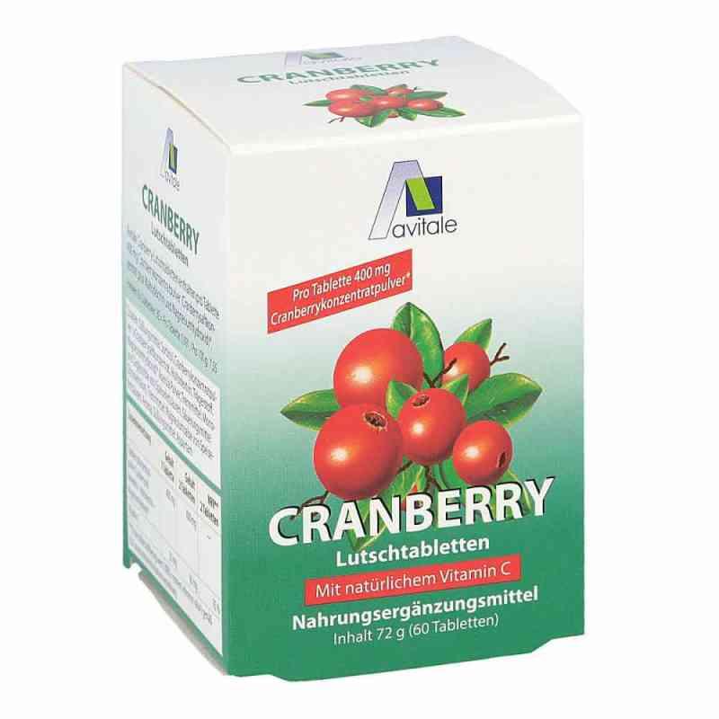 Cranberry Lutschtabletten  bei juvalis.de bestellen