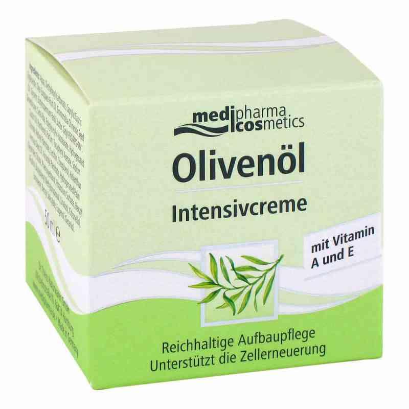 Olivenöl Intensivcreme  bei juvalis.de bestellen