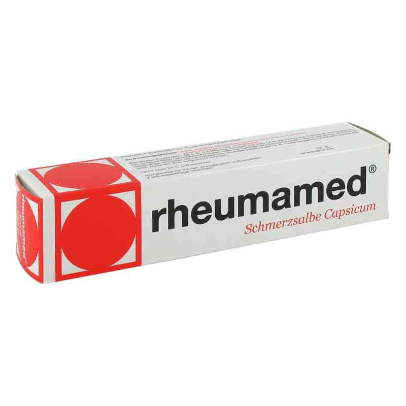 Rheumamed Schmerzsalbe Capsicum  bei juvalis.de bestellen