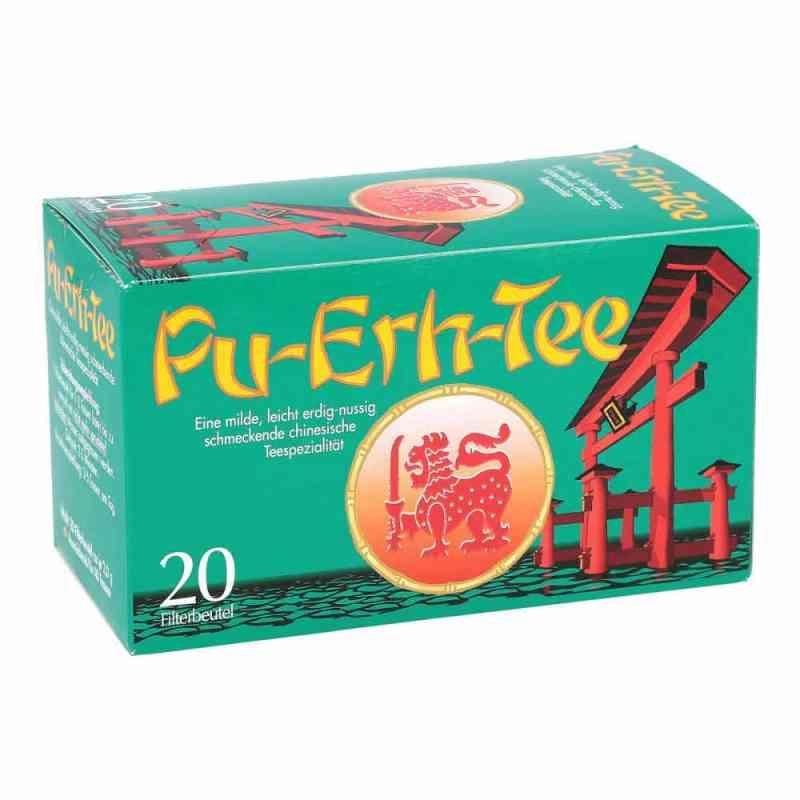Pu Erh Tee Filterbeutel  bei juvalis.de bestellen