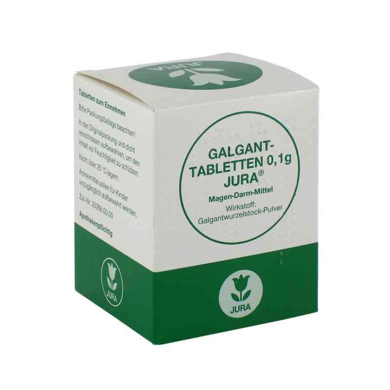 Galganttabletten 0,1 g Jura  bei juvalis.de bestellen