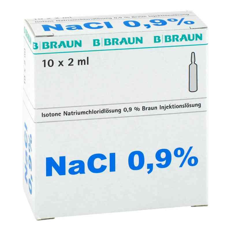Kochsalzlösung 0,9% Injektionslösung  bei juvalis.de bestellen