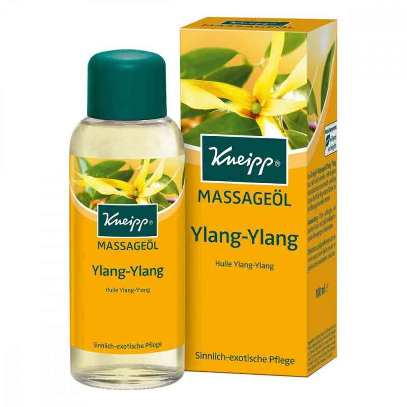 Kneipp Massageöl Ylang Ylang pflegend  bei juvalis.de bestellen