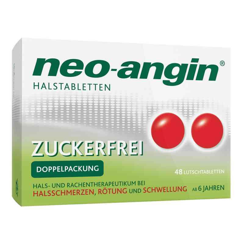 Neo-Angin Halstabletten zuckerfrei  bei juvalis.de bestellen
