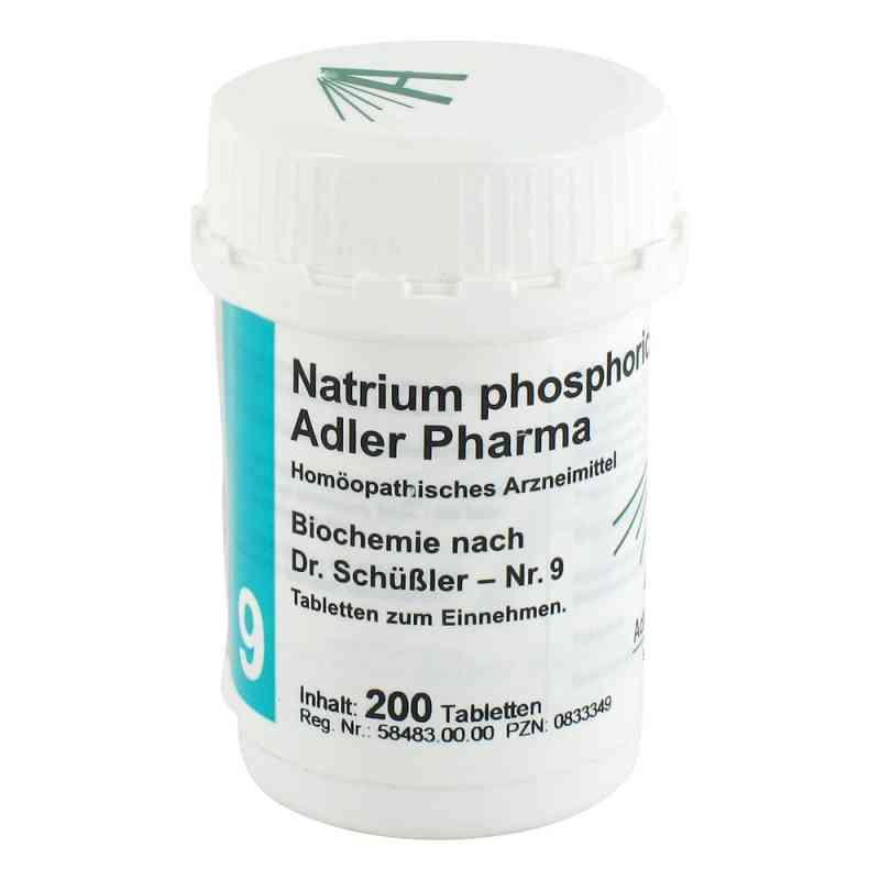 Biochemie Adler 9 Natrium phosphoricum D6 Adl.ph. Tabletten  bei juvalis.de bestellen