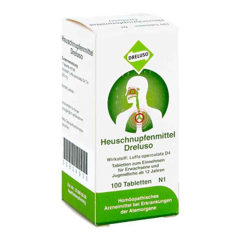 Heuschnupfenmittel Dreluso Tabletten  bei juvalis.de bestellen