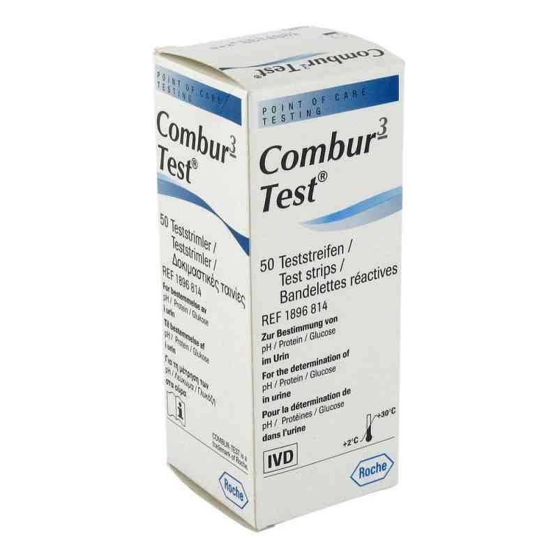 Combur 3 Test Teststreifen  bei juvalis.de bestellen