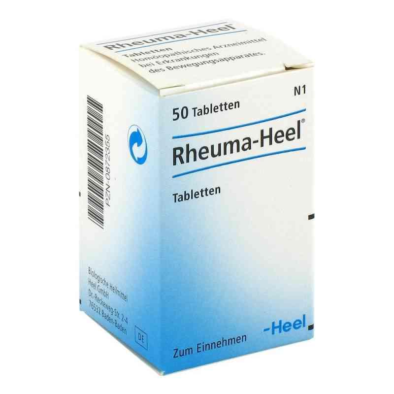 Rheuma Heel Tabletten  bei juvalis.de bestellen