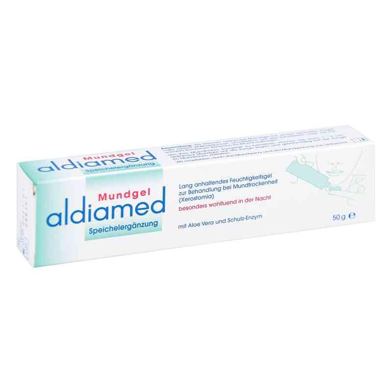 Aldiamed Mundgel zur Speichelergänzung  bei juvalis.de bestellen
