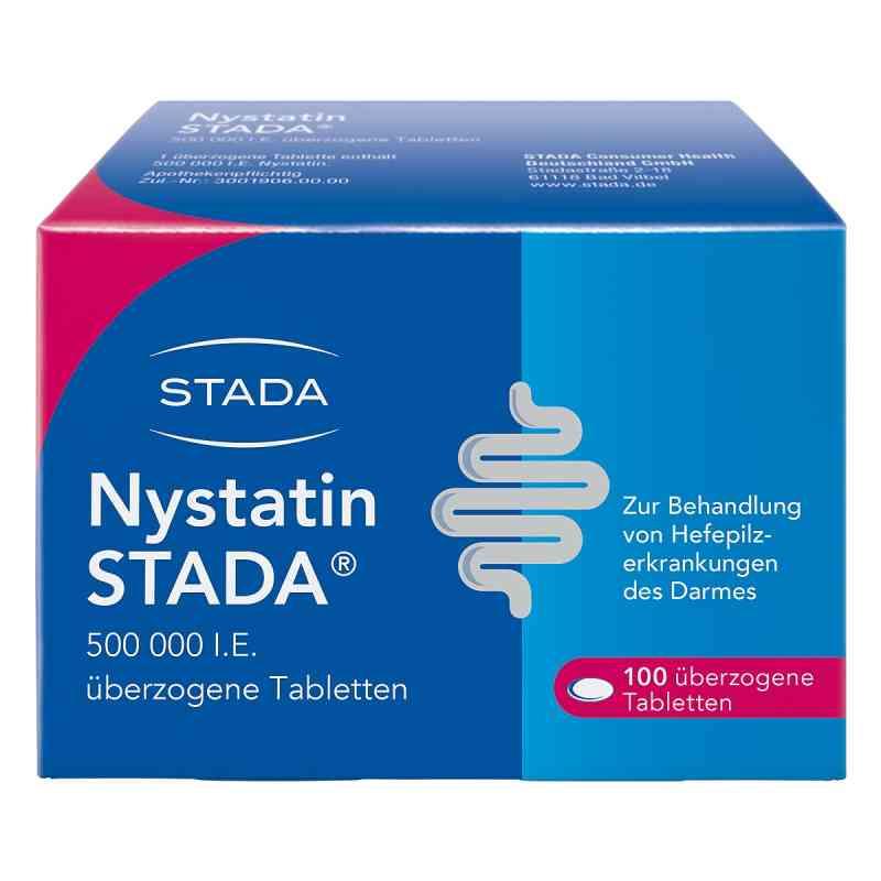 Nystatin STADA 500000 internationale Einheiten  bei juvalis.de bestellen