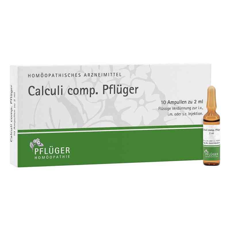 Calculi Comp. Pflüger Ampullen  bei juvalis.de bestellen