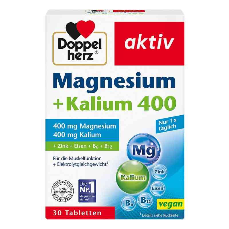 Doppelherz Magnesium + Kalium Tabletten  bei juvalis.de bestellen