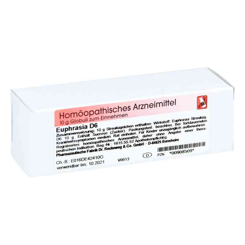 Euphrasia D 6 Globuli  bei juvalis.de bestellen