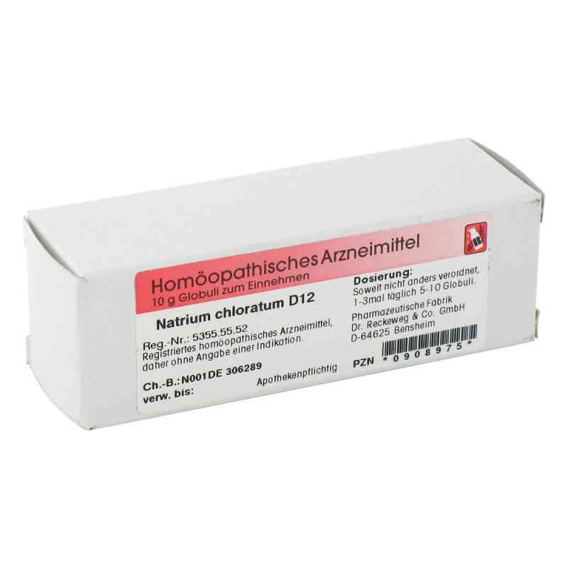 Natrium Chloratum D12 Globuli  bei juvalis.de bestellen