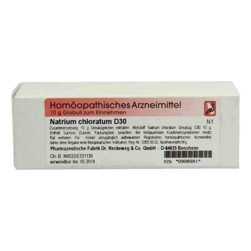 Natrium Chloratum D30 Globuli  bei juvalis.de bestellen