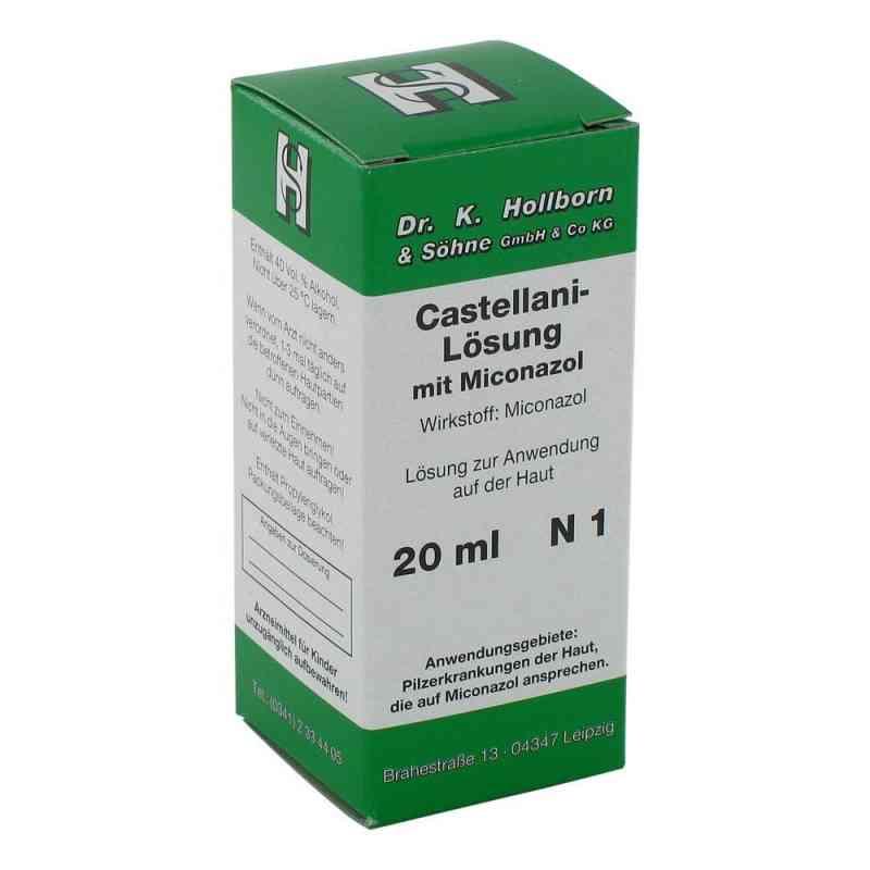 Castellani mit Miconazol  bei juvalis.de bestellen