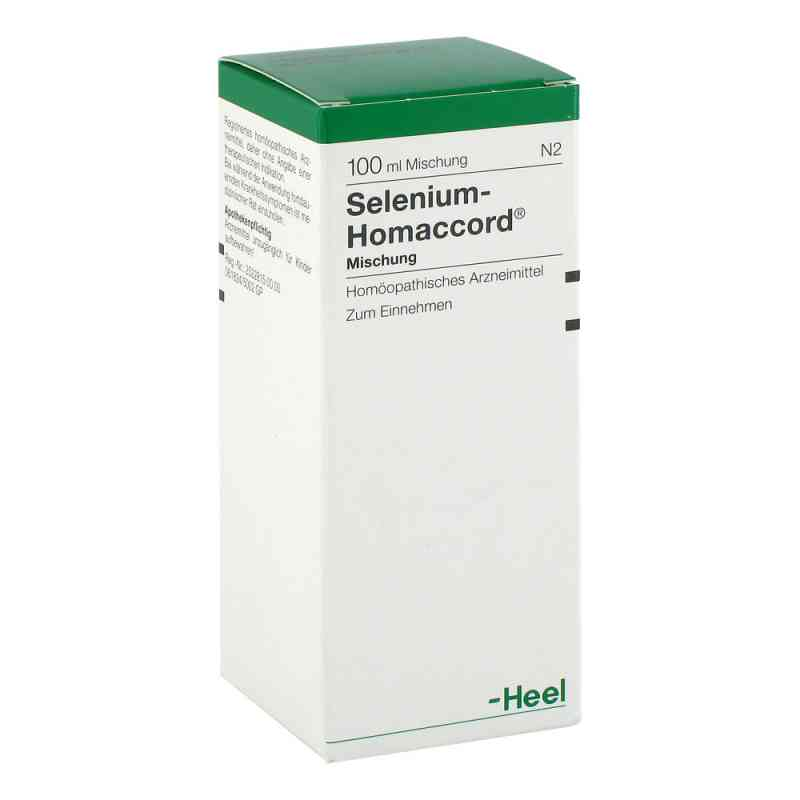 Selenium Homaccord Tropfen  bei juvalis.de bestellen
