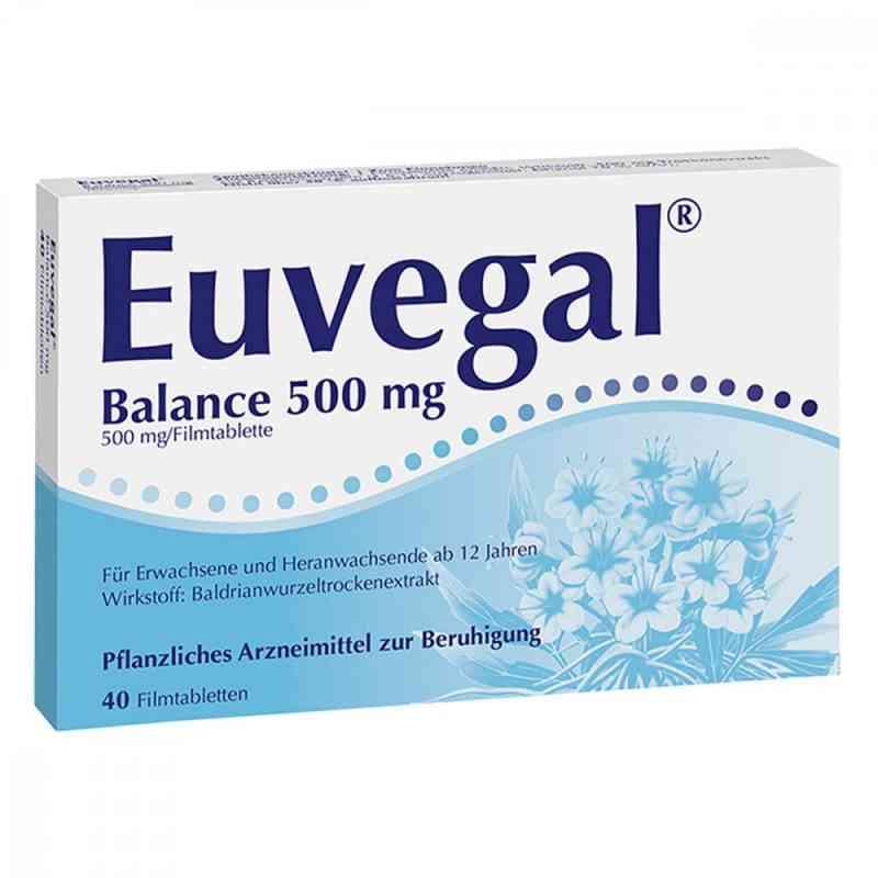 Euvegal Balance 500mg  bei juvalis.de bestellen