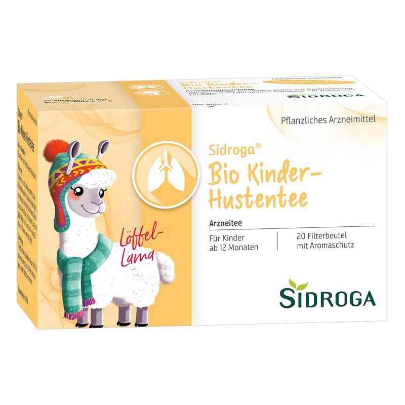 SIDROGA Bio Kinder-Hustentee  bei juvalis.de bestellen