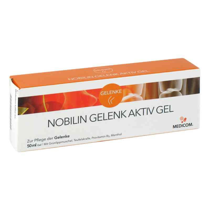Nobilin Gelenk Aktiv Gel  bei juvalis.de bestellen