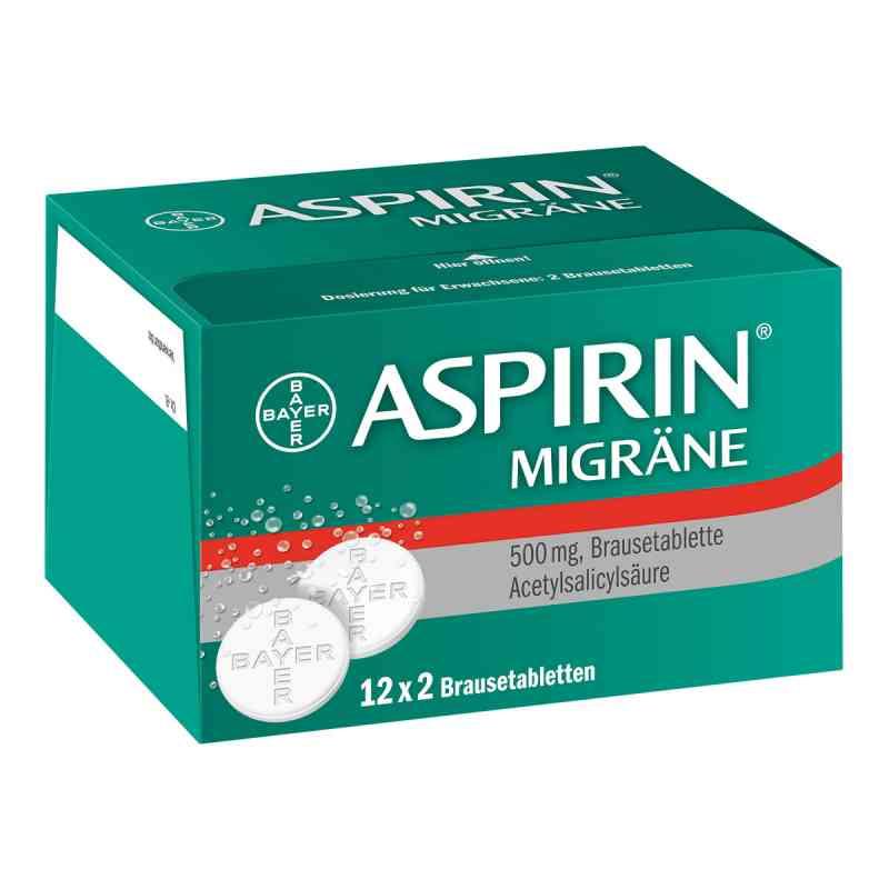 Aspirin Migräne Brausetabletten  bei juvalis.de bestellen