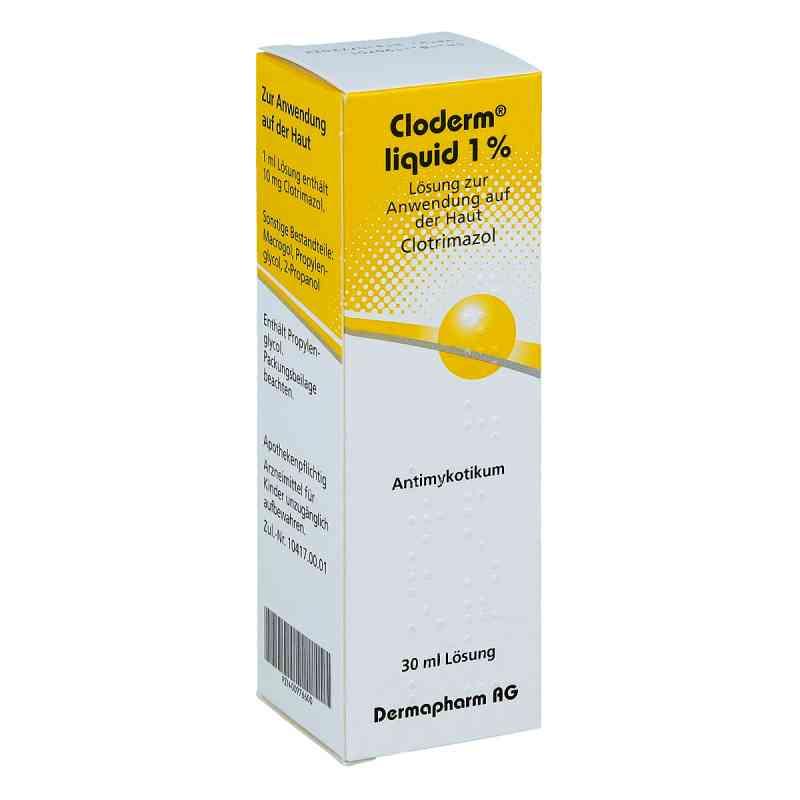 Cloderm liquid 1%  bei juvalis.de bestellen