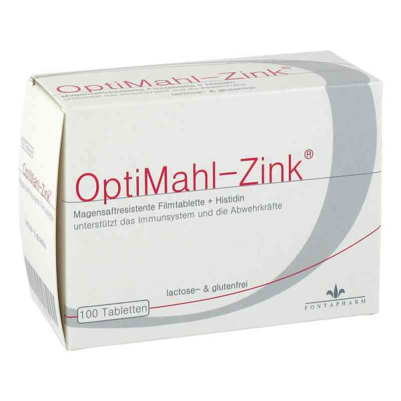 Optimahl Zink 15 mg Tabletten  bei juvalis.de bestellen