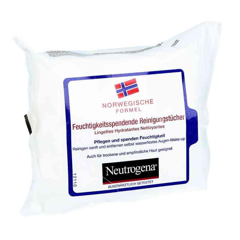 Neutrogena norweg.Formel Reinigungstücher  bei juvalis.de bestellen