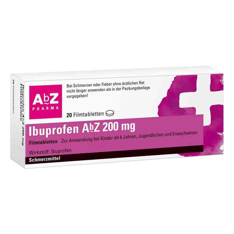 Ibuprofen AbZ 200mg  bei juvalis.de bestellen