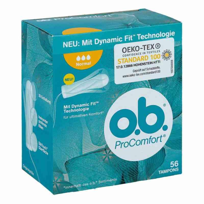 O.b. Tampons Procomfort normal  bei juvalis.de bestellen
